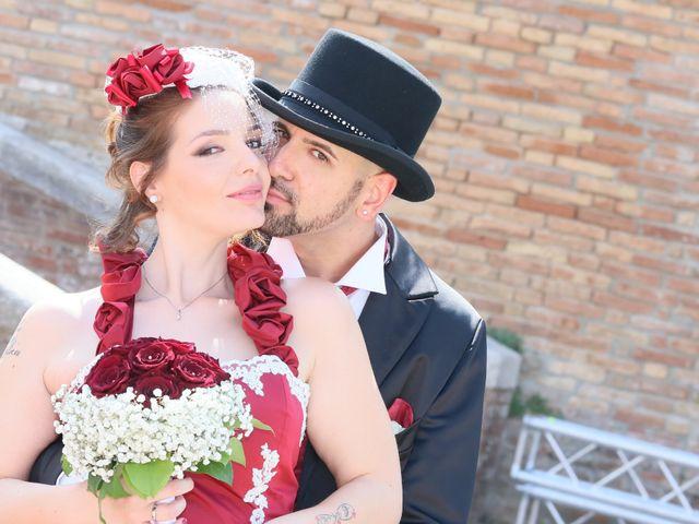 Il matrimonio di Marika e Diego a Comacchio, Ferrara 58