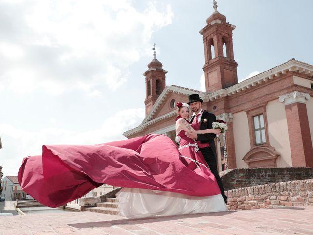 Il matrimonio di Marika e Diego a Comacchio, Ferrara 61