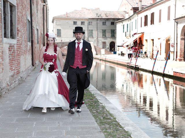Il matrimonio di Marika e Diego a Comacchio, Ferrara 63