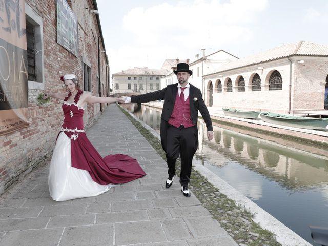 Il matrimonio di Marika e Diego a Comacchio, Ferrara 65