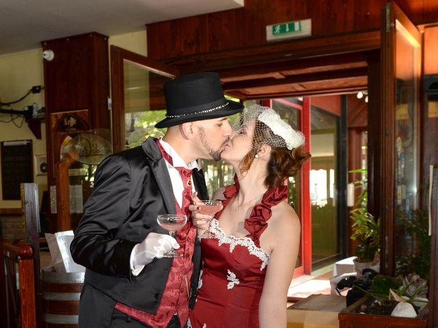 Il matrimonio di Marika e Diego a Comacchio, Ferrara 69