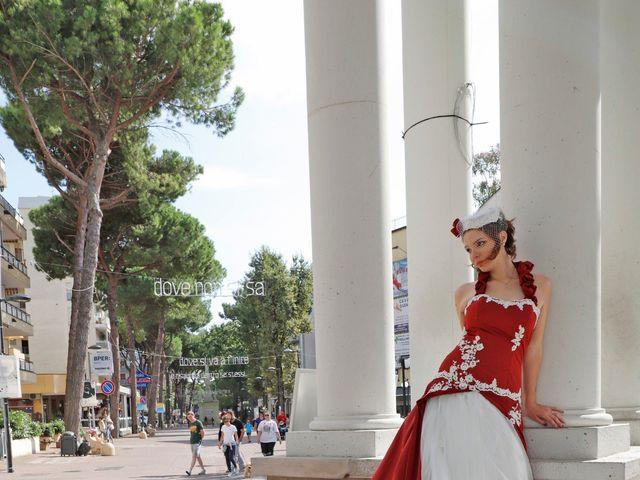 Il matrimonio di Marika e Diego a Comacchio, Ferrara 74