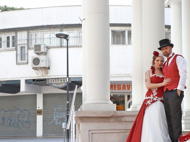 Il matrimonio di Marika e Diego a Comacchio, Ferrara 77