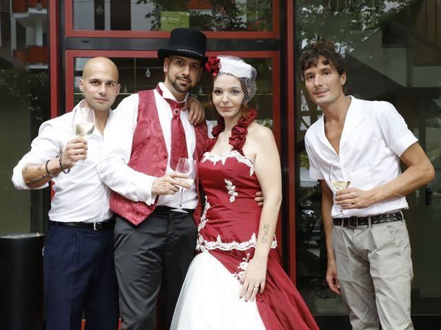 Il matrimonio di Marika e Diego a Comacchio, Ferrara 81