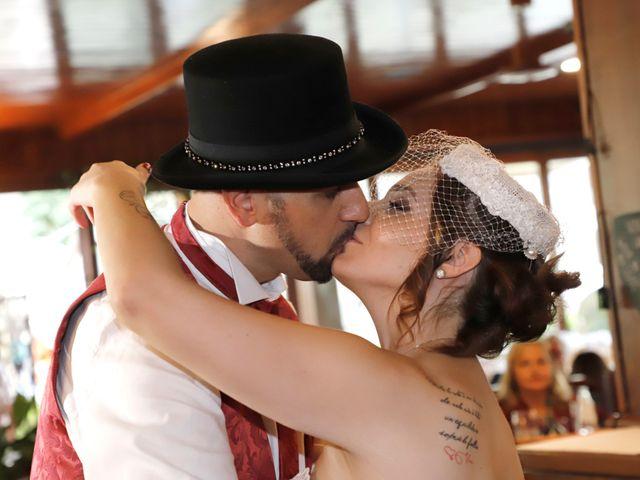 Il matrimonio di Marika e Diego a Comacchio, Ferrara 83