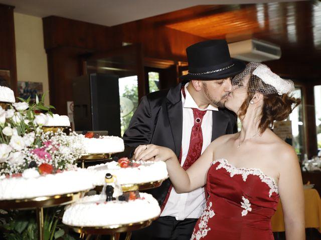 Il matrimonio di Marika e Diego a Comacchio, Ferrara 96