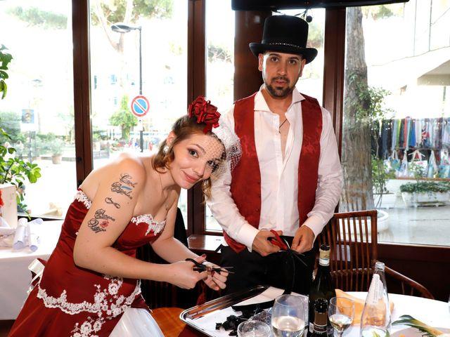 Il matrimonio di Marika e Diego a Comacchio, Ferrara 100