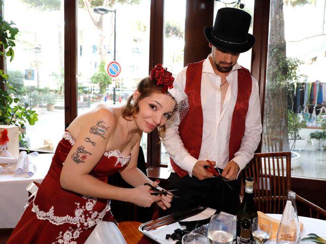 Il matrimonio di Marika e Diego a Comacchio, Ferrara 101