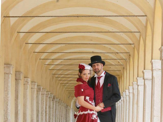 Il matrimonio di Marika e Diego a Comacchio, Ferrara 102