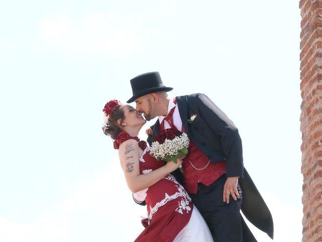 Il matrimonio di Marika e Diego a Comacchio, Ferrara 103