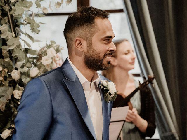 Il matrimonio di Willians e Anoeshka a Malnate, Varese 56
