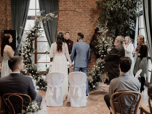 Il matrimonio di Willians e Anoeshka a Malnate, Varese 61