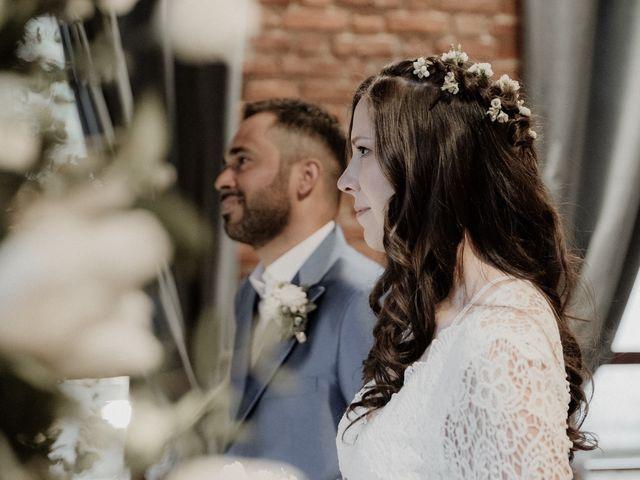 Il matrimonio di Willians e Anoeshka a Malnate, Varese 62