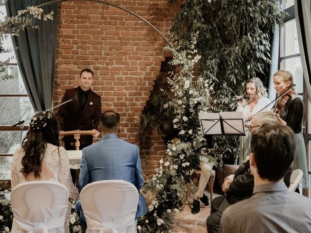 Il matrimonio di Willians e Anoeshka a Malnate, Varese 66