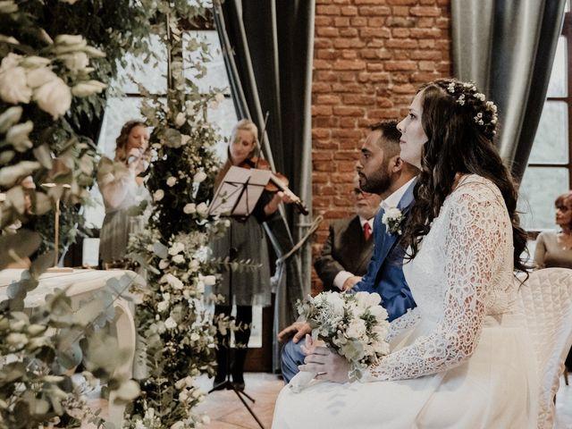 Il matrimonio di Willians e Anoeshka a Malnate, Varese 67