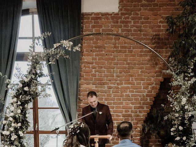 Il matrimonio di Willians e Anoeshka a Malnate, Varese 70