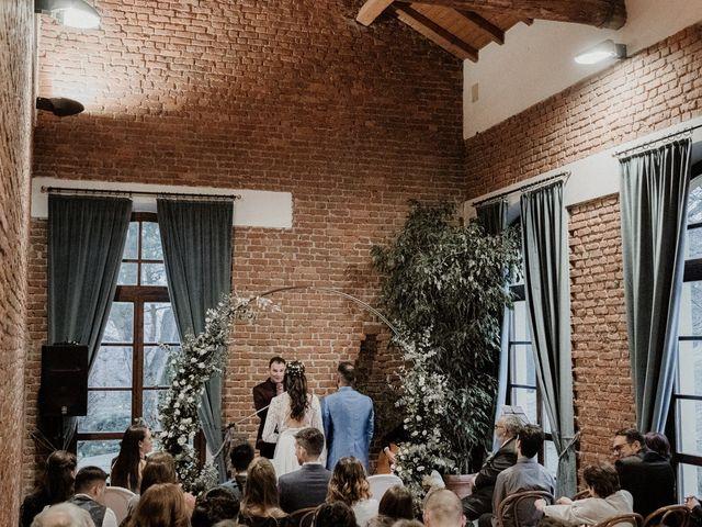 Il matrimonio di Willians e Anoeshka a Malnate, Varese 74