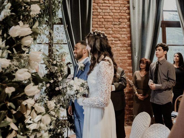 Il matrimonio di Willians e Anoeshka a Malnate, Varese 75