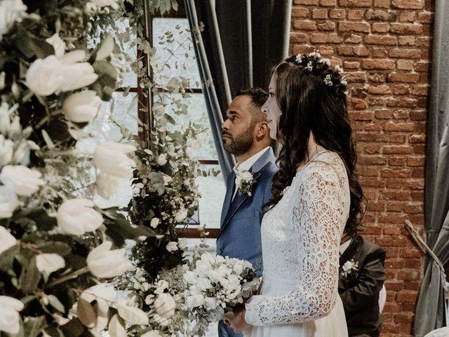 Il matrimonio di Willians e Anoeshka a Malnate, Varese 77