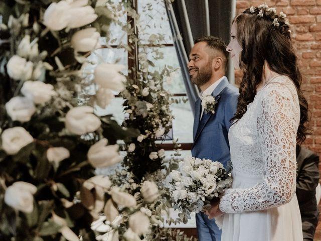 Il matrimonio di Willians e Anoeshka a Malnate, Varese 81