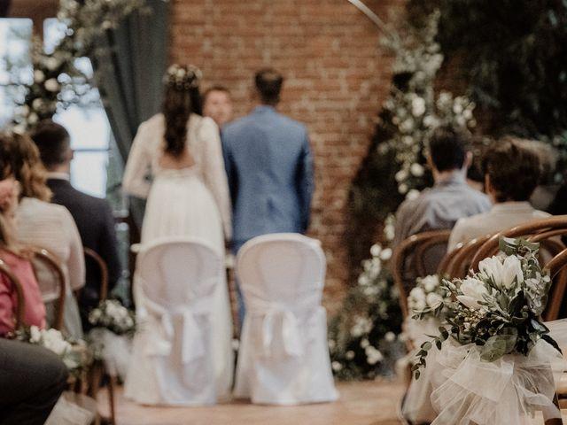 Il matrimonio di Willians e Anoeshka a Malnate, Varese 89