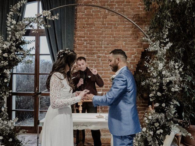 Il matrimonio di Willians e Anoeshka a Malnate, Varese 105