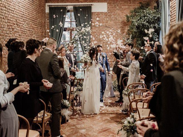 Il matrimonio di Willians e Anoeshka a Malnate, Varese 110