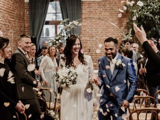 Il matrimonio di Willians e Anoeshka a Malnate, Varese 111