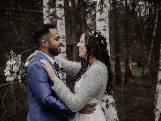 Il matrimonio di Willians e Anoeshka a Malnate, Varese 130