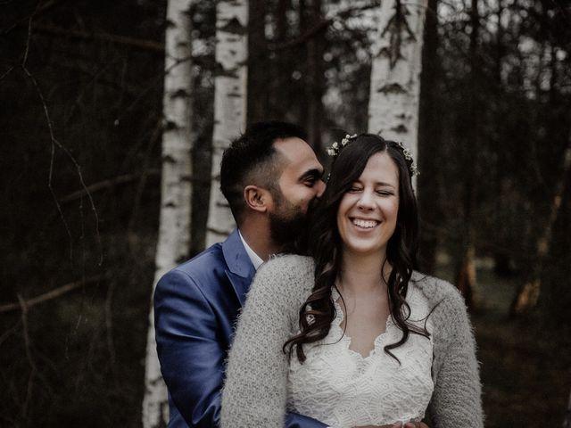 Il matrimonio di Willians e Anoeshka a Malnate, Varese 133