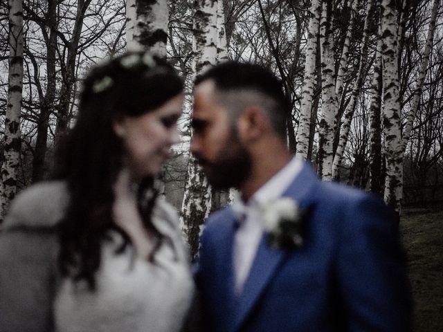 Il matrimonio di Willians e Anoeshka a Malnate, Varese 135
