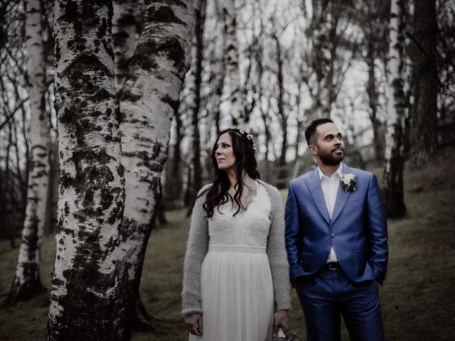 Il matrimonio di Willians e Anoeshka a Malnate, Varese 136