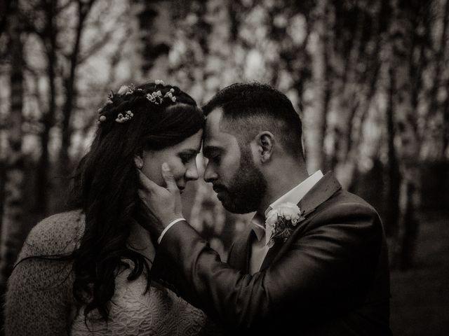 Il matrimonio di Willians e Anoeshka a Malnate, Varese 139