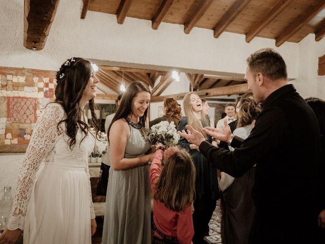 Il matrimonio di Willians e Anoeshka a Malnate, Varese 181
