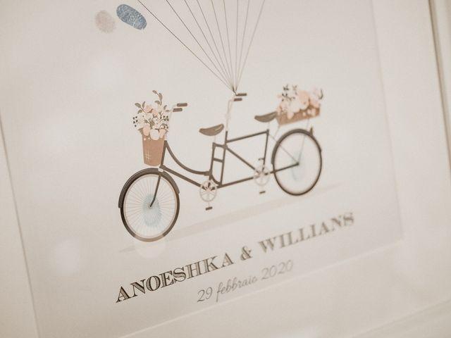 Il matrimonio di Willians e Anoeshka a Malnate, Varese 192