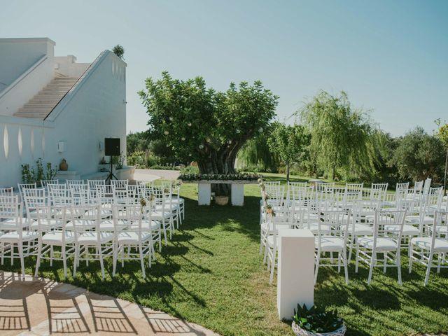Il matrimonio di Christelle e Phil a Polignano a Mare, Bari 3