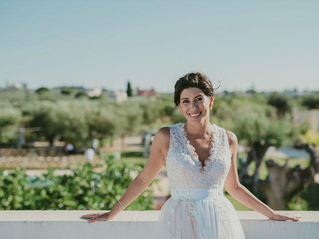 Il matrimonio di Christelle e Phil a Polignano a Mare, Bari 21