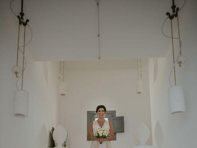 Il matrimonio di Christelle e Phil a Polignano a Mare, Bari 24