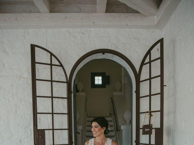 Il matrimonio di Christelle e Phil a Polignano a Mare, Bari 25