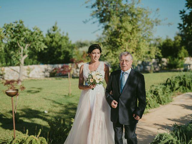 Il matrimonio di Christelle e Phil a Polignano a Mare, Bari 26