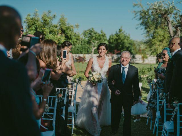 Il matrimonio di Christelle e Phil a Polignano a Mare, Bari 27