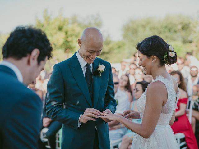Il matrimonio di Christelle e Phil a Polignano a Mare, Bari 30