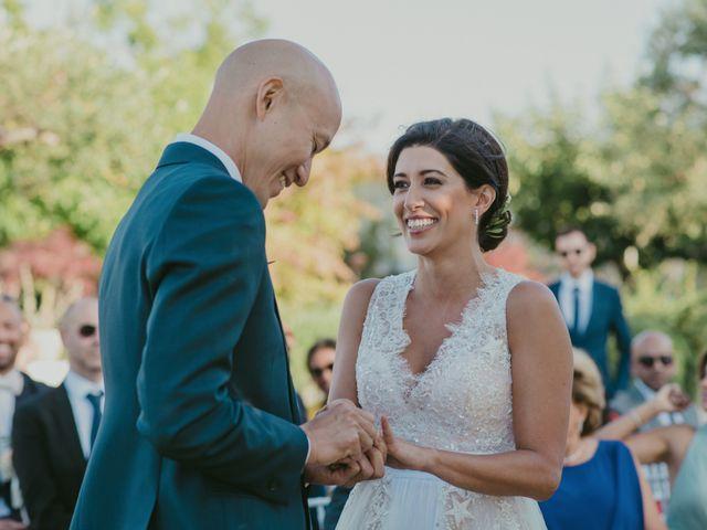 Il matrimonio di Christelle e Phil a Polignano a Mare, Bari 31
