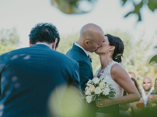 Il matrimonio di Christelle e Phil a Polignano a Mare, Bari 32