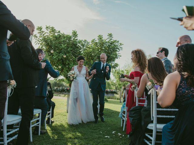 Il matrimonio di Christelle e Phil a Polignano a Mare, Bari 33