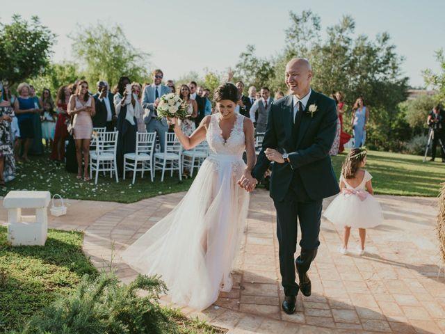 Il matrimonio di Christelle e Phil a Polignano a Mare, Bari 35