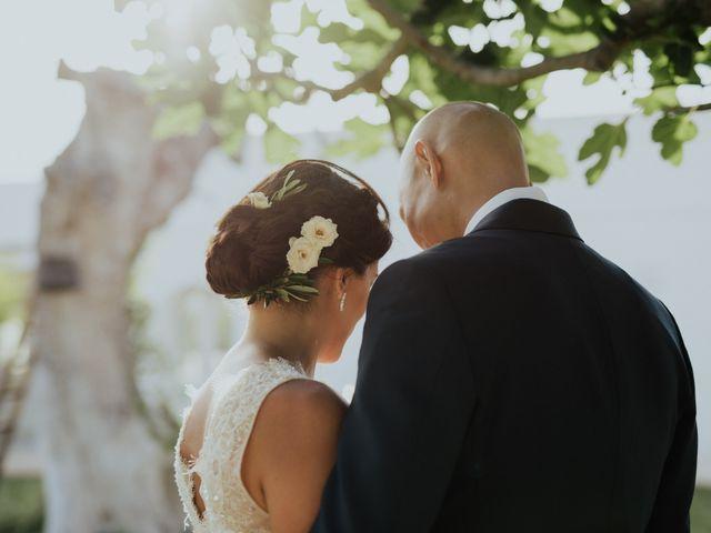 Il matrimonio di Christelle e Phil a Polignano a Mare, Bari 36