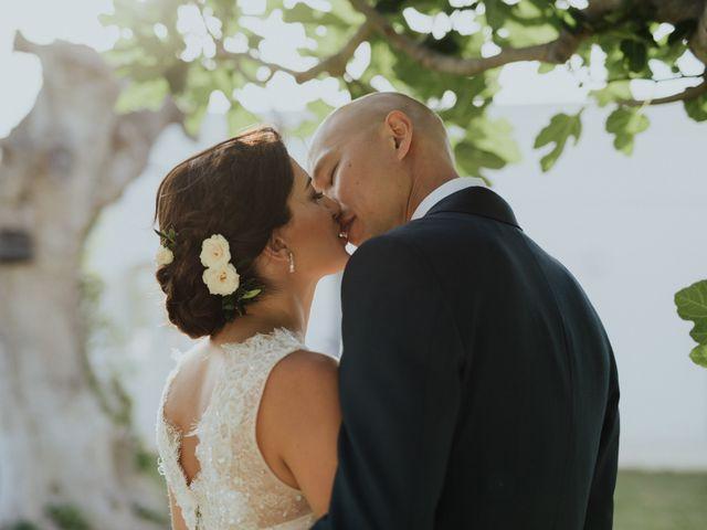 Le nozze di Phil e Christelle