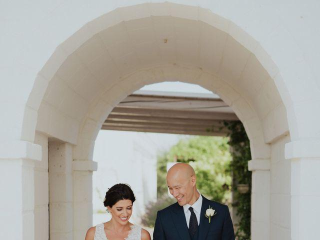 Il matrimonio di Christelle e Phil a Polignano a Mare, Bari 37
