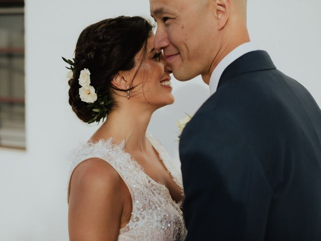 Il matrimonio di Christelle e Phil a Polignano a Mare, Bari 38